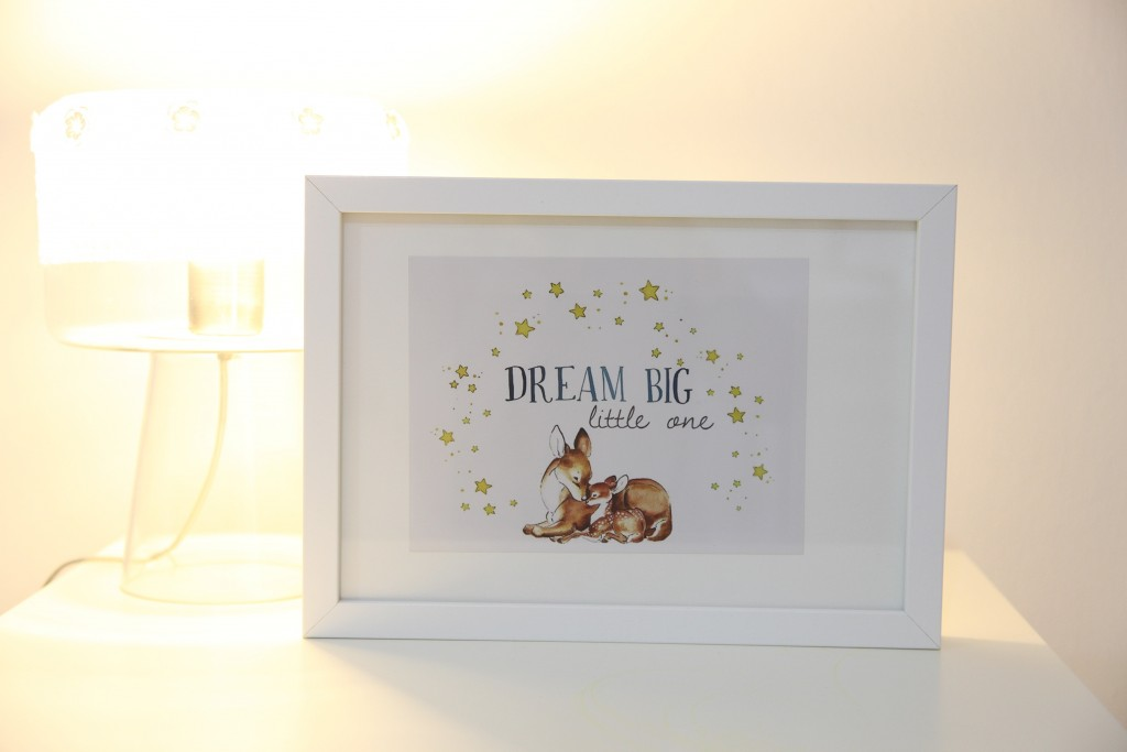 poster-dream big little one